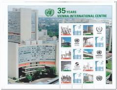 UNO Wenen 2014, Postfris MNH, Vienna International Centre - Wenen - Kantoor Van De Verenigde Naties