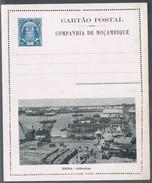 Companhia De Moçambique, Cartão Postal - Beira - Alfandega - Mosambik
