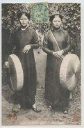 ASIE - TONKIN - HANOI - NAM DINH FEMMES - Vietnam