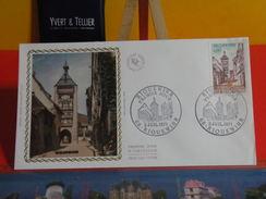 Coté 1,80€ > Le Village > 3.7.1971 > 68 Riquewihr > FDC 1er Jour - FDC