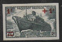France N° 502a *  Non Dentelé - Cote :  40 € - France