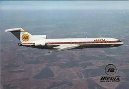 IBERIA BOEING 727/256, AIRPLANE. CIRCA 1980S - BLEUP - 1946-....: Moderne