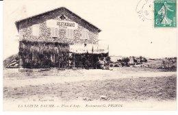 L100C_629 - La Sainte-Baume - Plan D'Aups - Restaurant G. Pignol - Frankreich