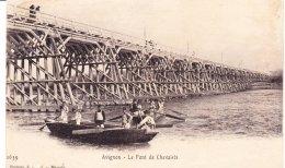 L100C_ 647 - Avignon - 1639 Le Pont De Chevalets - Carte Précurseur - Avignon