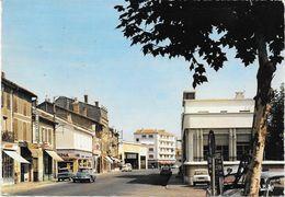 SAINT-GAUDENS LE BOULEVARD CHARLES DE GAULLE 1967 - Saint Gaudens