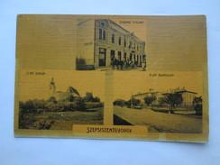 Sfântu Gheorghe - Szepsiszentgyorgy - Multi-View - Rumänien
