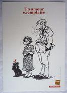 EX LIBRIS CESTAC UN AMOUR EXEMPLAIRE FNAC 2015 - Bookplates (Ex Libris)