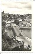 Hennebont. Le Pont Provisoire Et Vue D'ensemble De La Ville. CPA/CPSM. Voir Description - Hennebont