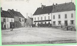 71 CHAGNY - Place D'armes - Chagny