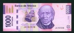 MEXICO  -  22/11/2006  1000 Pesos  UNC Banknote - Mexico