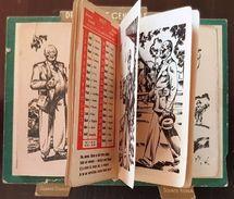CALENDRIER 1935. Droguerie Centrale Du Midi (BEZIERS) Dimension: 14 Cm X 12 Cm - Calendars