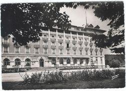 Font Romeu (Pyrénées Orientales) Le Grand Hotel  (Façade Avant Avec Cour - Editions Mar) - France