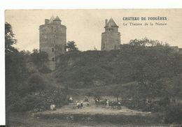 35  Chateaux De Fougeres Le Theatre De La Nature Animée - Fougeres