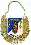 Fanion De L'Escadron De Gendarmerie Mobile 11/2 De BOULIAC (33) - Police & Gendarmerie