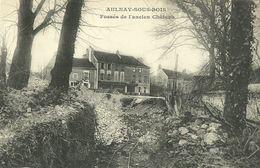 Aulnay Sous Bois Fosses De L Ancien Chateau - Aulnay Sous Bois
