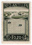 (I.B) Netherlands Antilles Revenue : Duty Stamp 20c - Stamps