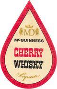 1514 - Canada - MD - Mc Guinness - Cherry Whisky Liqueur - Mimico - Ontario - Whisky