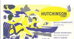 Buvard HUTCHINSON à L'Aigle Matelas Pneumatiqies Camping - Sport