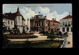 B4492 SZABADKA - CSOKONAI-TÉR A NEMEZETI KASZINÓVAL - Serbia