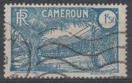 French Cameroon, Liana Bridge, 1f50, 1925, VFU - Cameroun (1915-1959)
