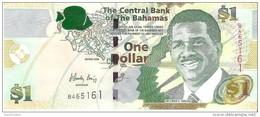 Bahamas - Pick 71 - 1 Dollar 2008 - Unc - Bahamas