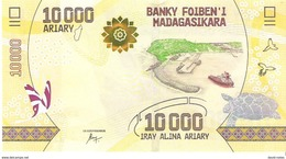 Madagascar - Pick New - 10.000 (10000) Ariary 2017 - Unc - Madagascar