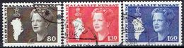 GREENLAND  # FROM 1980 STAMPWORLD 120-22 - Groenlandia