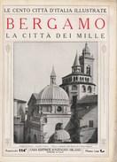 BERGAMO - La Città Dei MILLE - Anni '20 - Historische Documenten