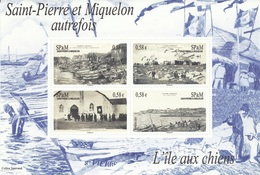 Saint Pierre And Miquelon, Island Of The Dogs, 2011, MNH VF - Unused Stamps