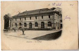 Bruyères.  --  Le Collège. - Bruyeres