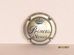 Capsules Ou Plaques De Muselet CHAMPAGNE PRINCES DE VENOGE - Champagne