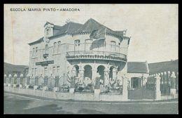 AMADORA - Escola Maria Pinto  Carte Postale - Lisboa