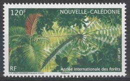 New Caledonia, Forest, Tern And Palmtree, 2011, MNH VF - Nuova Caledonia