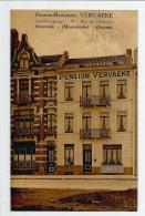 7306 Oostende - Mariakerke : Pension  Restuarant VERVAEKE - Rue De L'Archiduc 78 Aartshertogstraat - Oostende