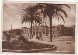 118  MESSINA PALAZZO DEL GOVERNO ANIMATA 1938 - Messina