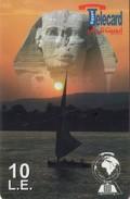 TARJETA TELEFONICA DE EGIPTO (PREPAGO) (372) - Egipto