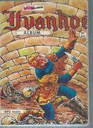 IVANHOE Reliure  N° 40 ( N° 157 + 158 + 159  -  MON JOURNAL  1973 - Ivanohe