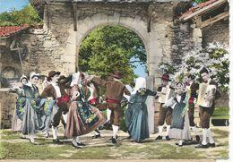 Danse Du Chat  Le Dauphine - Danses