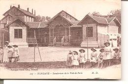 HENDAYE - Sanatorium De La Ville De Paris - Hendaye