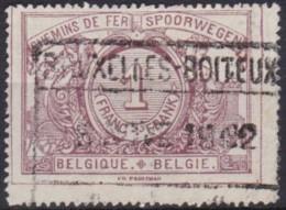 Belgie     .      OBP    .   SP   .    26         .          O                  .    Gebruikt  .   /     .   Oblitéré - Spoorwegen