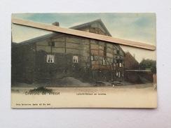 ENVIRONS DE VRESSE «LAFORÊT - Maison En Torchis «Panorama Colorisee(1900 )NELS Série 40 / Nº 240. - Vresse-sur-Semois