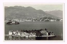 LAGO Maggiore -Isola Bella - Isola Madre E Pallanza - Cartes Postales