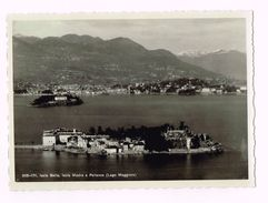 LAGO Maggiore -Isola Bella - Isola Madre E Pallanza -2 - Cartes Postales