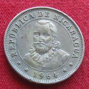 Nicaragua 10 Centavos 1964 XFºº - Nicaragua