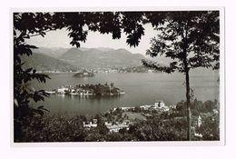 LAGO Maggiore -Isola Bella Borromeo - Cartes Postales