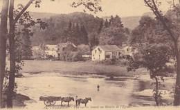 Corbion, Vue Sur La Semois Au Moulin De L'Epine (pk39899) - Bouillon