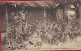 Belgisch Congo Belge Mission Missie Missies Scheut Ziekenhuis Luluaburg Kananga Ethnique Ethnic Etnisch Tribe Tribal - Autres