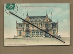 CPA - Exposition Internationale Du Nord De La France - Roubaix 1911 - Palais (cachet Au Verso Exposition Roubaix 1911) - - Roubaix