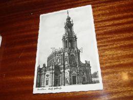 Dresden Kath. Hokirche Germany - Dresden