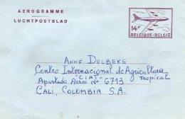 BELGIUM, 1950s, Postal Stationery - Stamped Stationery